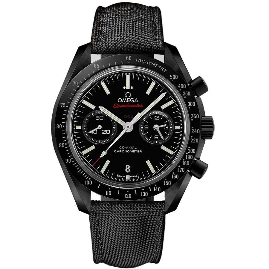 Omega ure Replica Speedmaster Moon Dark Side Serie 311.92.44.51.