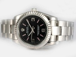 Fake Fancy Rolex Air -King Oyster Perpetual Automatisk Fuld Rose
