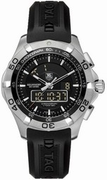 Fake Perfekt TAG Heuer Aquaracer Chronotimer CAF1010.FT8011 R AA