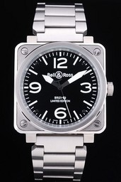 Fake Cool Bell & Ross BR 01-92 Airborne AAA Watches [U1A4]