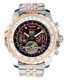Fake Cool Breitling Bentley Mulliner tourbillon BR-1332 AAA Watches [K3V2]