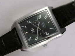 Fake Modern Zenith Grande Port-Royal Grande Date Automatic with Black Dial AAA Watches [F7Q9]