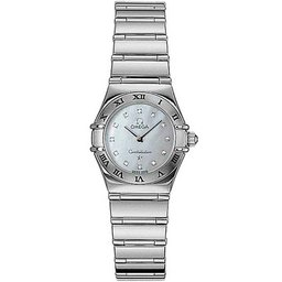 1163.76.00 Replica Omega ure Constellation Ladies Quartz ur