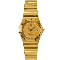 1192.15.00 Replica Omega ure Constellation Ladies automatiske me