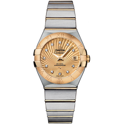 Replica Omega Watches Constellation Ladies 123.20.27.20.58.001 Automatic mechanical watches