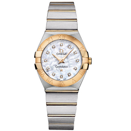 123.20.27.60.55.002 Replica Omega Watches Constellation Ladies Quartz watch