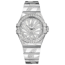 123.55.31.20.55.009 Replica Omega Watches Constellation Ladies Watch Automatic mechanical