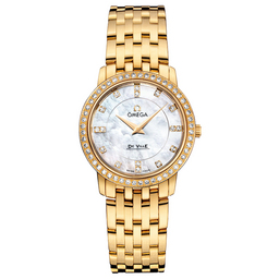 Omega Watches Replica De Ville 413.55.27.60.55.001 Ladies quartz watch