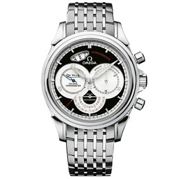 Omega Watches Replica De Ville 4550.50.00 Mens automatic mechanical watches