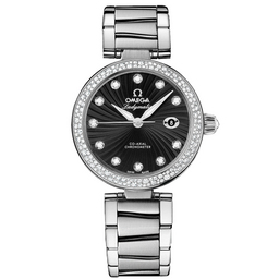 Omega Watches Replica De Ville Ladymatic 425.35.34.20.51.001 Ladies automatic mechanical watches