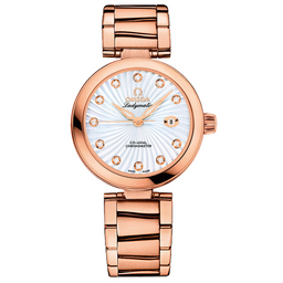 Omega Watches Replica De Ville Ladymatic 425.60.34.20.55.001 Ladies automatic mechanical watches