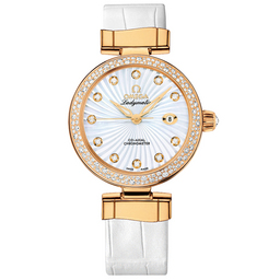 Omega Watches Replica De Ville Ladymatic 425.68.34.20.55.002 Ladies automatic mechanical watches