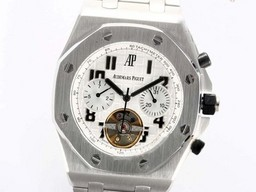 Fake Cool Audemars Piguet Royal Oak Offshore Chronograph Tourbillon AAA Watches [R8D2]
