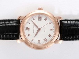 Fake Great Audemars Piguet Classic Movement With Rose Gold Case AAA Watches [F4U6]
