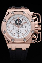 Fake Flott Audemars Piguet Royal Oak Offshore AAA Klokker [ U5I2 ]