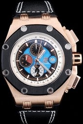 Fake Flott Audemars Piguet Royal Oak Offshore AAA Klokker [ A3L5 ]