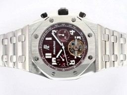 Fake Perfect Audemars Piguet Royal Oak Offshore Chronograph Tourbillon AAA Watches [H7M2]