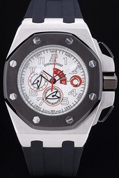 Fake Perfekt Audemars Piguet Royal Oak Offshore AAA klockor [ O4M4 ]