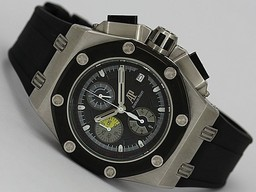 Fake Perfect Audemars Piguet Royal Oak Offshore Montoya Chronograph Automatic AAA Watches [G1E6]