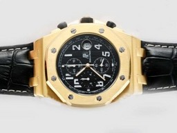 Falso Popular Audemars Piguet Royal Oak Offshore Chronograph Trabalho AAA Relógios [ L5F5 ]