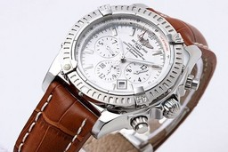 Fake Cool Breitling Chronomat Evolution working Chronograph Automatic AAA Watches [Q8H7]