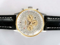 Fake Gorgeous Breitling Bentley Flying B-Jumping Hour Automatic with Gray Dial AAA Watches [K6I5]