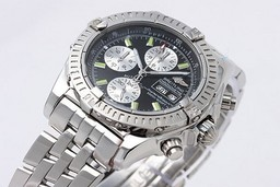 Поддельные Великий Breitling Chronomat Evolution работает Chronograph Automatic AAA часы [ B9P1 ]