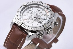 Fake Modern Breitling Chronomat Evolution working Chronograph Automatic AAA Watches [H1D8]