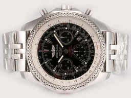 Fake Perfect Breitling for Bentley Motors Chronograph Movement AAA Watches [J2P2]