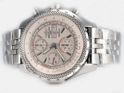 Fake Popular Breitling for Bentley GT Chronograph Movement AAA Watches [G9V8]