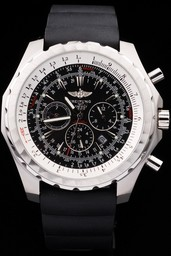 Поддельные Quintessential Breitling Bentley AAA Часы [ O1L5 ]