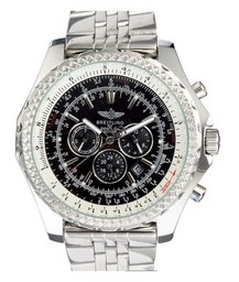 Поддельные Vintage Breitling Bentley Motors Speed ​​BR - 1224 AAA Часы [ M4N2 ]