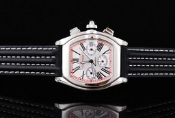 Fake Modern Cartier Roadster Automatic with White Dial and Roman Numeral AAA Watches [T5J4]
