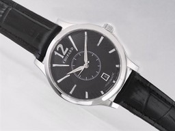 Fake Popular Chopard LUC Classic with Black Dial AAA Watches [K2M5]