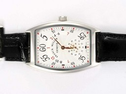 Fake Cool Franck Muller Classic Automatic with White Dial AAA Watches [H9P8]