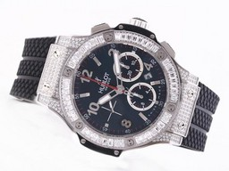 Fake Perfect Hublot Big Bang Cronógrafo Valjoux 7750 Asia Movimiento AAA relojes [ L9B1 ]