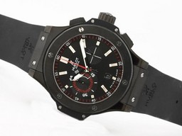 Fake Perfect Hublot Big Bang King Chronograph Asia Valjoux 7750 Movement PVD AAA Watches [S3X4]
