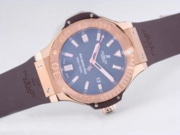 Fake Vintage Hublot Big Bang King Asia Valjoux 7750 Movement WIth Rose Gold Case AAA Watches [B8O8]