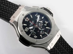 Fake Vintage Hublot Big Bang Working Chronograph-Same Structure As 7750-High AAA Watches [G6O3]