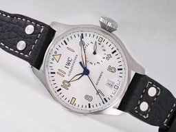 Fake Quintessential IWC Big Pilot 7 Days Power Reserve Father & Son Limited Edition AAA Watches [D4A4]