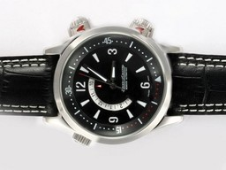 Fake Fancy Jaeger-LeCoultre Master Compressor Memovox Manual Winding AAA Watches [J6Q9]