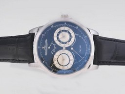 Fake Pohjimmainen Jaeger LeCoultre Duometre Working Tehoreservi