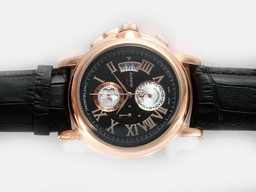 Faux cool Montblanc Star Chrono GMT Limited Edition Travail Chronographe AAA Montres [ V2M7 ]