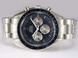 Fake Modern Omega Speedmaster U.S. Space Walk 40th Limited Edition Automatic AAA Watches [S3D3]