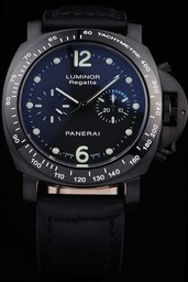 Fake Cool Panerai Luminor AAA Klokker [ D6W4 ]