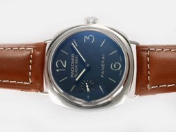 Fake Cool Panerai Radiomir Black Seal With Swan Neck AAA Watches [H2G7]
