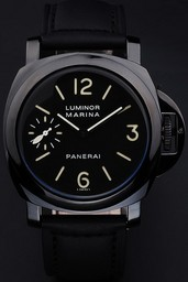 Поддельные Quintessential Panerai Luminor AAA Часы [ C3N6 ]