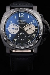 Поддельные Quintessential Panerai Luminor AAA Часы [ T2H9 ]