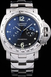 Поддельные Vintage Panerai Luminor AAA Часы [ L9M1 ]