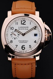 Поддельные Vintage Panerai Luminor AAA Часы [ M8A2 ]